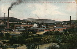 Mills of International Paper Co. and Continental Paper Bag Co. at Rumford Falls ME