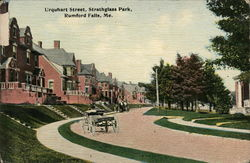 Urquhart Street, Strathglass Park