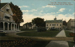 National Soldiers' Home Postcard