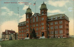 Goddard Seminary and Dormitory