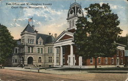 Post Office and Washington County Court House