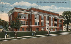 New High School Building