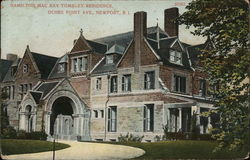 Hamilton Mac Kay Tombley Residence