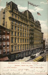 Broadway Central Hotel