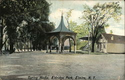 Spring House, Eldridge Park