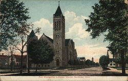 Evangelical Lutheran Church Postcard