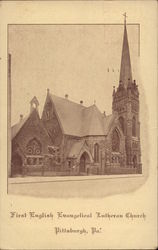 First English Evangelical Lutheran Church