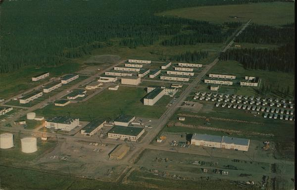 Wildwood Airforce Base Kenai Alaska