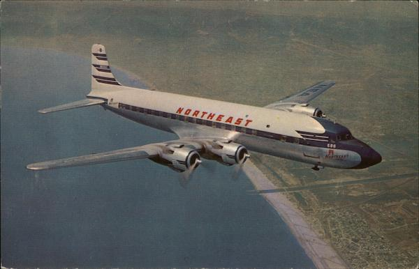 Northeast Sunliners Aircraft