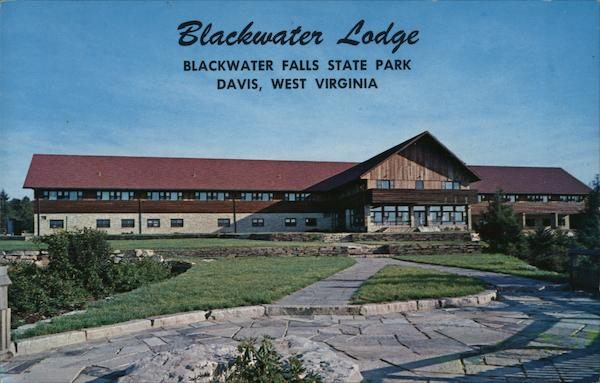Blackwater Lodge Davis West Virginia