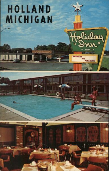 Holiday Inn Holland Michigan