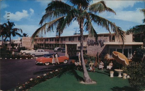 Albert's Motel Miami Shores Florida