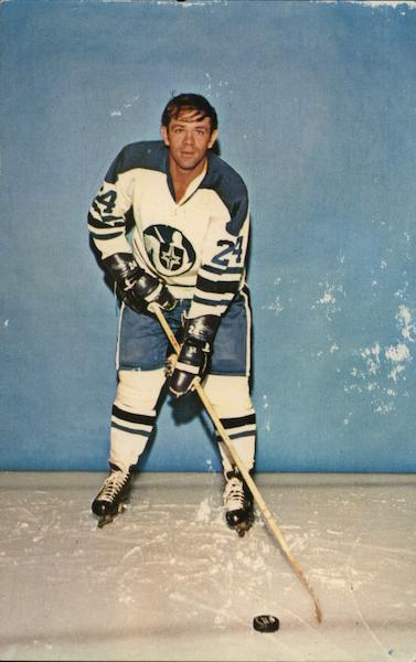 Bob Dillabough - Cleveland Crusaders Hockey