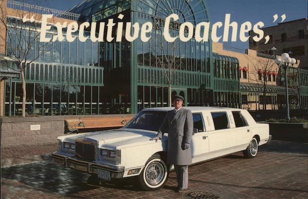 Executive Coaches Excelsior Minnesota Modern (1970's to Present)