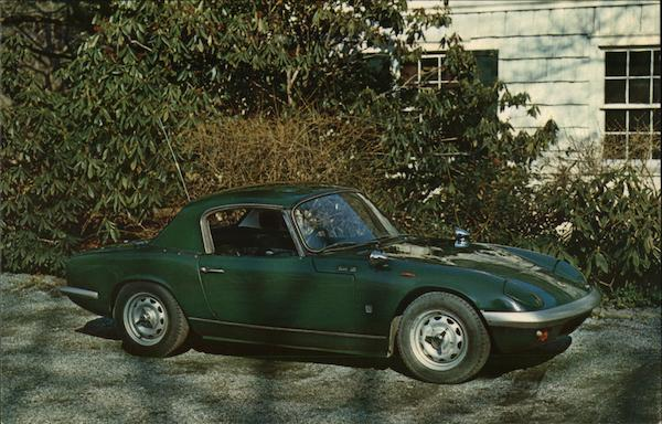 1966 Lotus Elan Roadster Cars