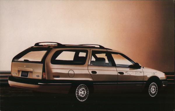 1986 Ford Taurus Wagon Cars