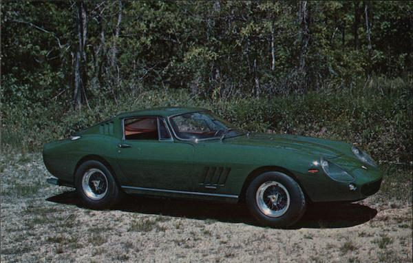 1967 Ferrari 275 GTB/4 Berlinetta Cars