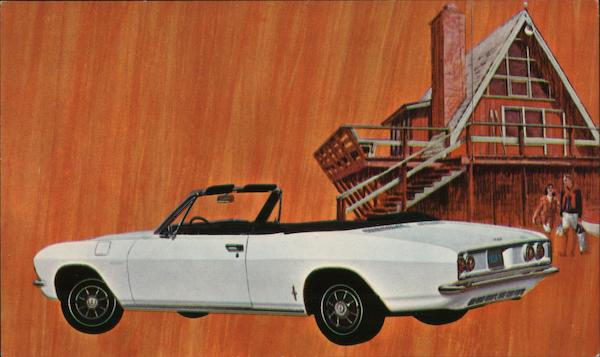 1966 Chevrolet Corvair Cars