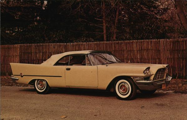 1957 Chrysler 300C Convertible Cars