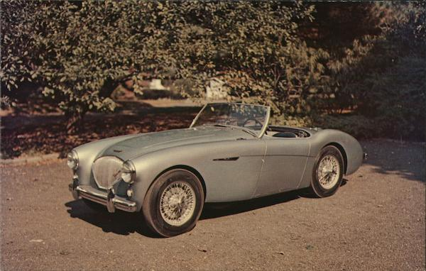 1953 Austin Healey 100-4 Sports Roadster Cars