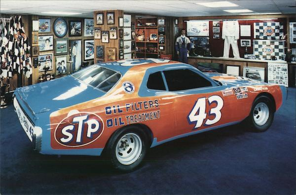 1974 Dodge Charger Nascar Auto Racing