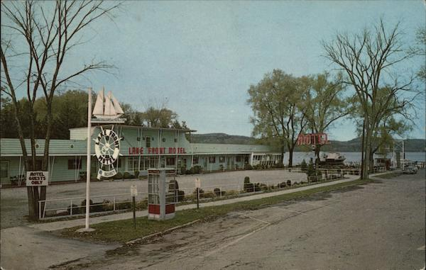Lakefront Motel Cooperstown New York