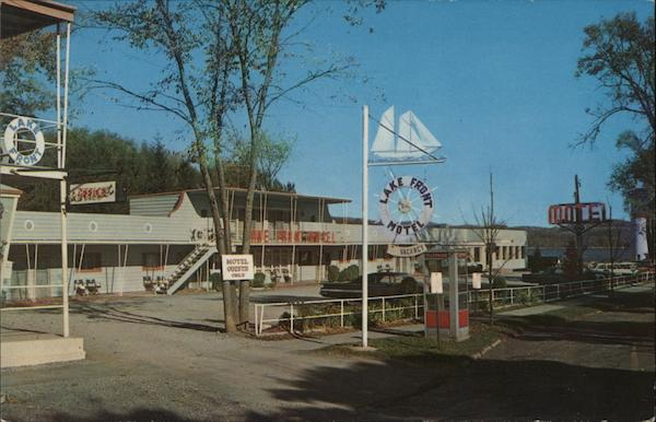 Lake Front Motel Cooperstown New York