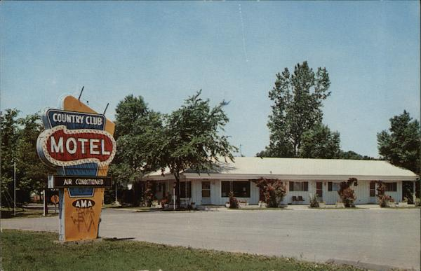 Country Club Motel Fort Wayne Indiana