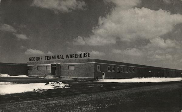 George Terminal Warehouse New York