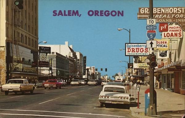 Casino salem oregon