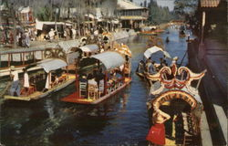 The Floating Gardens of Xochimilco