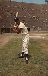 Charlie Neal - Los Angeles Dodgers