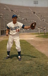 Gil Hodges - Los Angeles Dodgers