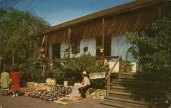The Avila Adobe, Olvera Street