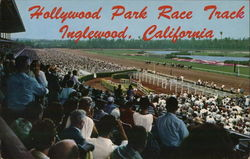Hollywood Park Race Track
