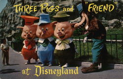 "Three Pigs and ""Friend"""