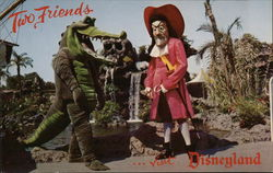 Captain Hook and the Crocodile - Fantasyland
