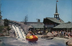 Bobsled, Disneyland