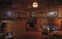 Madonna Inn - Coffee Shop Booths