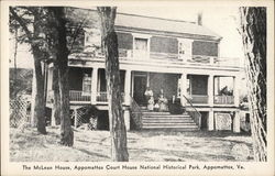 The McLean House, Appomattox Court House National Historical Park
