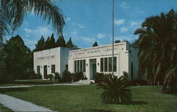 The Woman's Club and Veterans Memorial Library