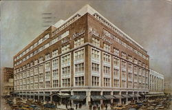 Miller & Rhoads Department Store