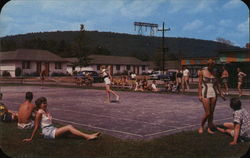 Fernwood - Tennis Court