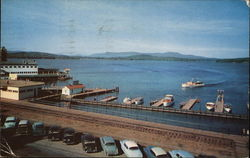 Lake Winnipesaukee From the Weirs