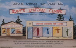 Uniform Fashons for Ladies