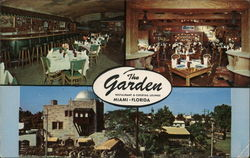 The Garden Restaurant and Cocktail Lounge