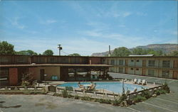 Red Hills Motel, U.S. 89 Postcard