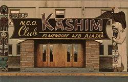 NCO Club Kashim, Elmendorf AFB