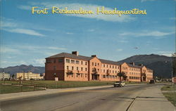 Fort Richardson Headquarters