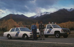 The Division of the Alaska State Troopers